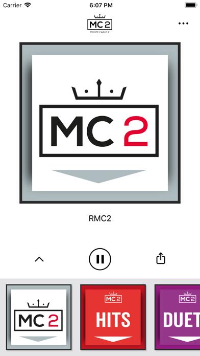 RMC 2 - Radio Monte Carlo 2 screenshot two