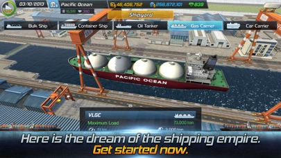 Ship Tycoon Screenshots
