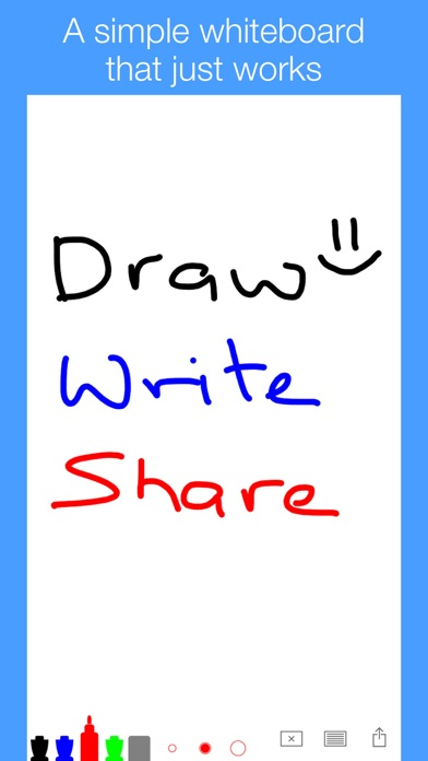 Simple Whiteboard by Qrayon for Windows