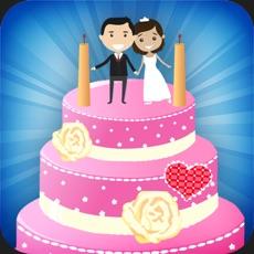 Activities of Wedding Cake Decoration