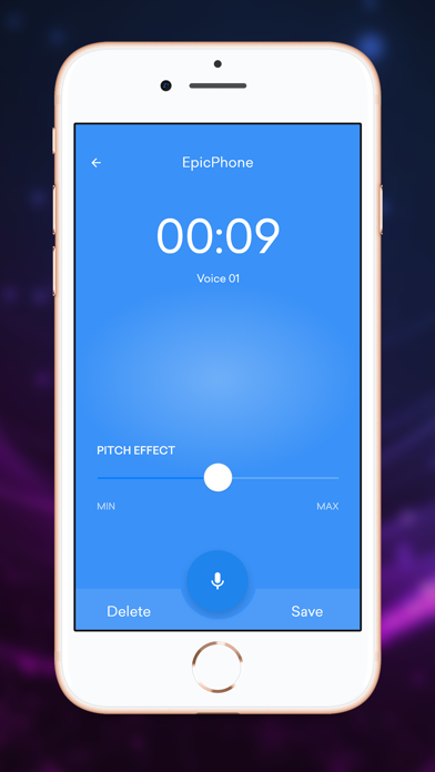 EpicPhone - Amplify Your Voice screenshot two