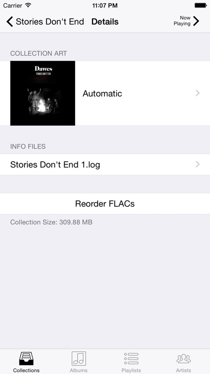 FLAC Player screenshot-4