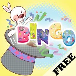 Preschool Bingo Fun FREE