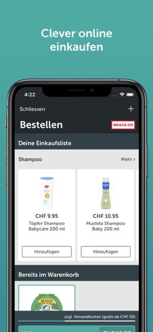 Bring! Einkaufsliste & Rezepte Screenshot