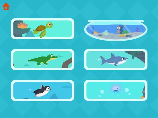 恐竜アクアアドベンチャー - 子供向けのゲームのおすすめ画像10