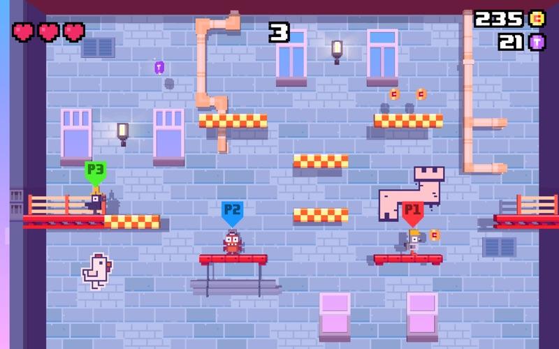 Crossy Road Castle screenshot 2