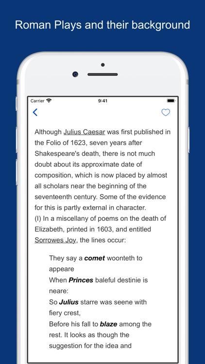 A Shakespearean Grammar screenshot-7