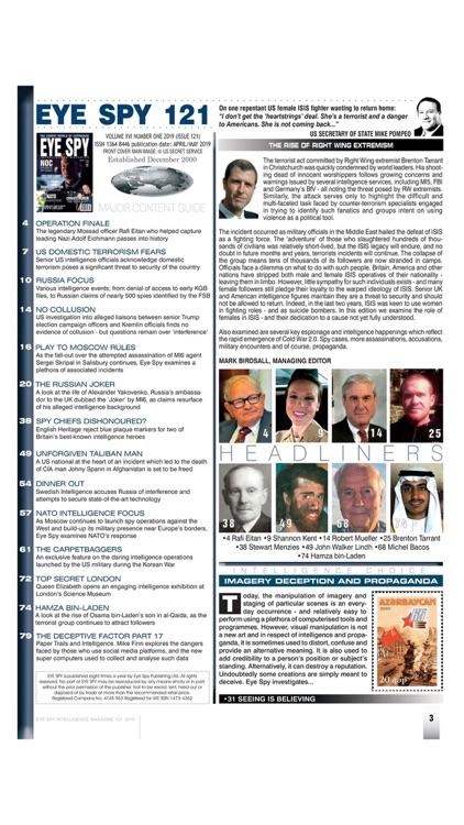 Eye Spy Magazine