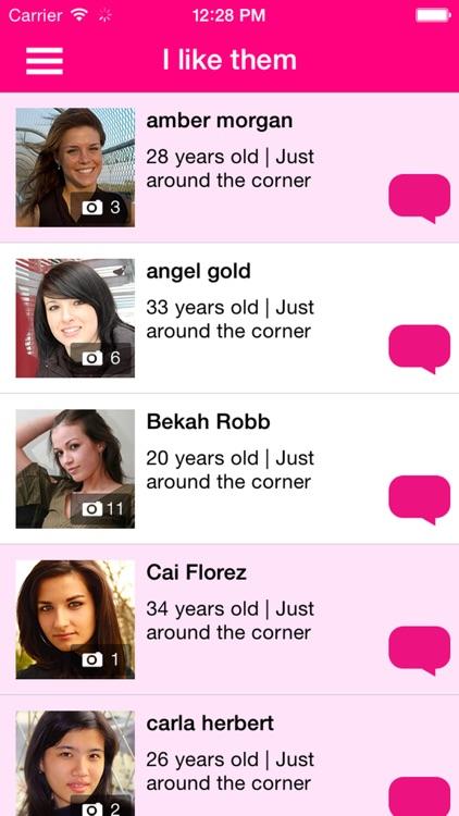 DateMe - Fast & Easy Dating screenshot-3