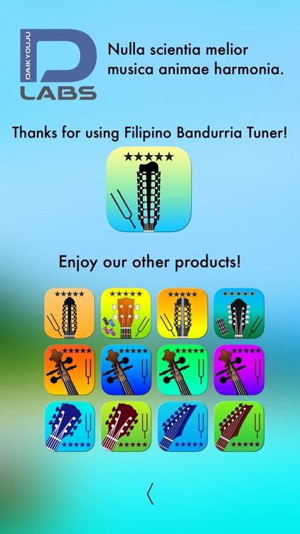 Filipino Bandurria Tuner Pro