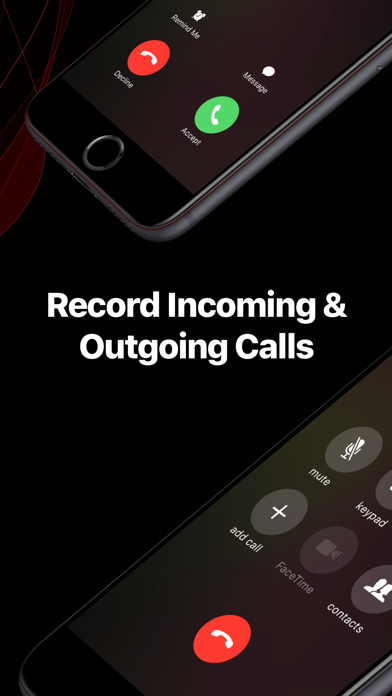 TapeACall Pro: Call Recorder Screenshots