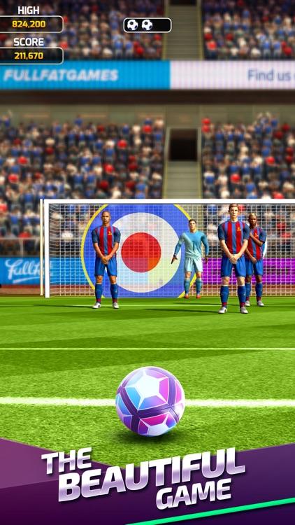 Flick Soccer 20 screenshot-0