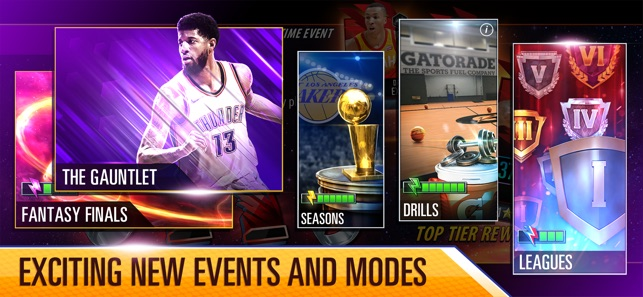 3812eb80a45 NBA 2K Mobile Basketball on the App Store