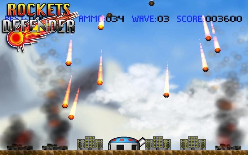 Rockets Defender screenshot 6