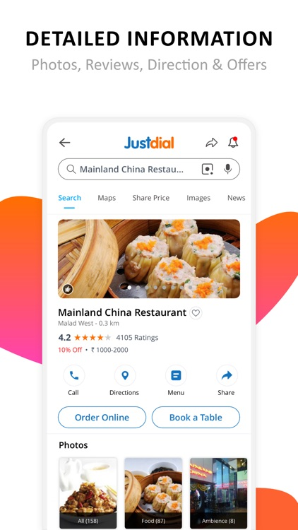 JD - The Best Local Search App screenshot-2