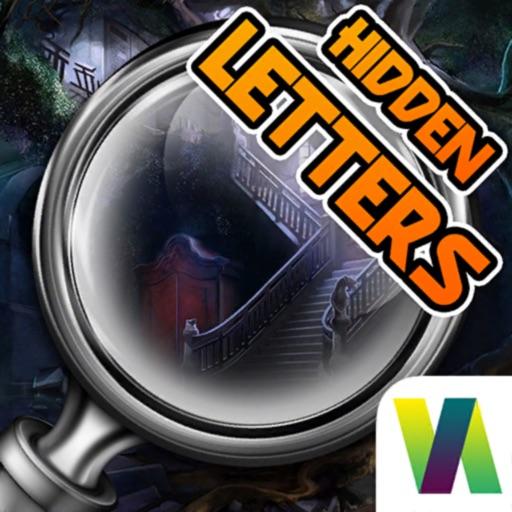 Hidden Letters : Find Alphabet