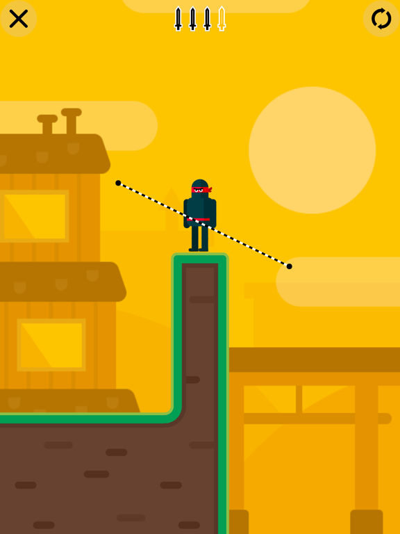 Mr Ninja - Slicey Puzzles screenshot 5