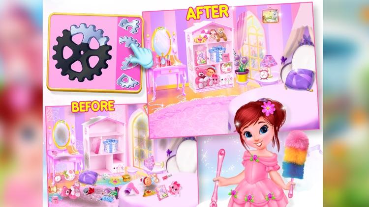Princess Mansion Decoration screenshot-4