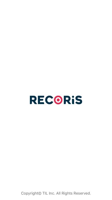 RECORiSのスクリーンショット1