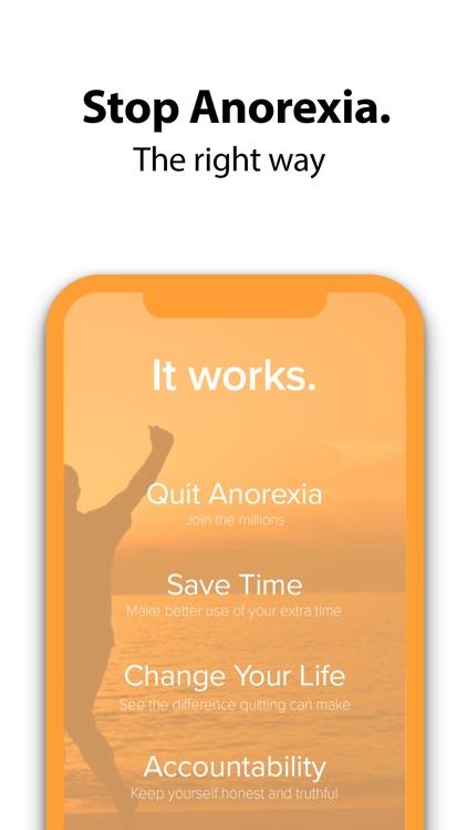 Anorexia Nervosa Help Calendar