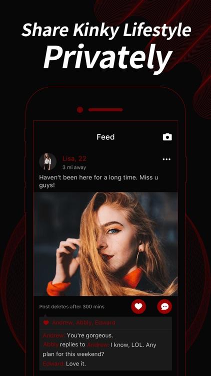 Feter: Date BDSM, Kink, Fetish screenshot-4
