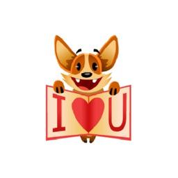 Animated Valentines Day GIF IM