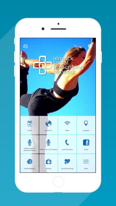 Alnwick Social Prescribing screenshot 2