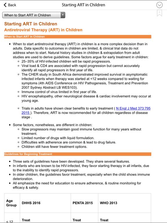 Sanford Guide - HIV/AIDSのおすすめ画像5