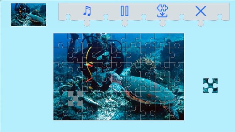 RL Puzzles Kids screenshot-7