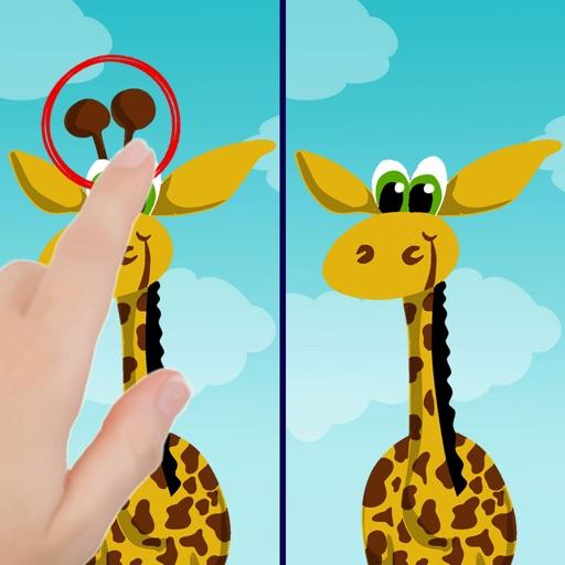Find difference preschool fun