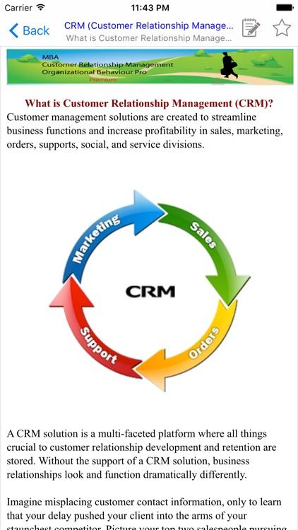 MBA CRM & OB screenshot-3