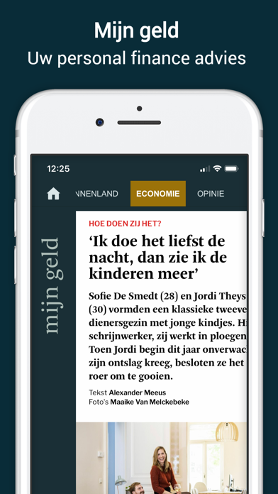 De Standaard Krant & DS Avondのおすすめ画像6