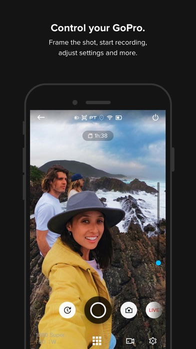 GoPro app image