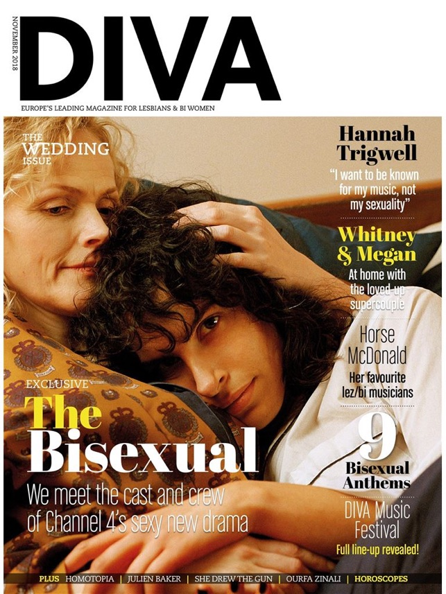 Diva magazine lesbian english