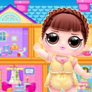 LOL Baby Dolls Desgin Home