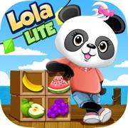 Sudoku à fruits de Lola LITE
