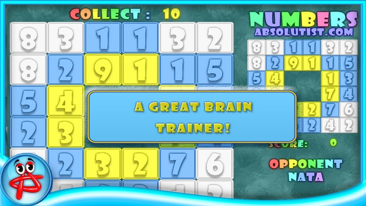 Numbers Logic Puzzle screenshot-2