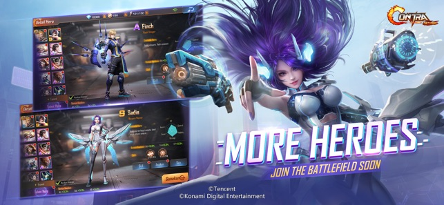 Garena Contra Returns on the App Store