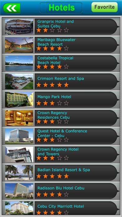 Cebu Island Offline Guide