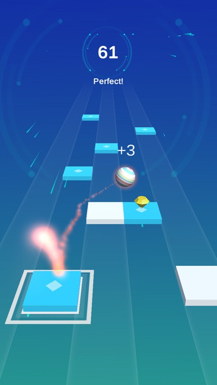 Piano Ball: Run On Music Tiles screenshot-3