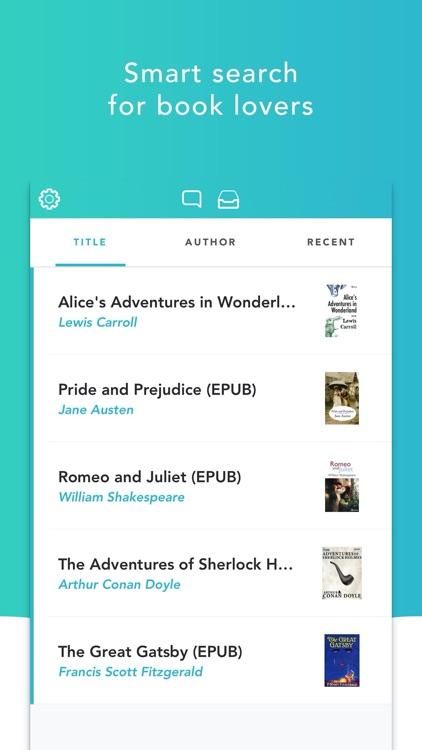eBook Search Pro - Book Finder