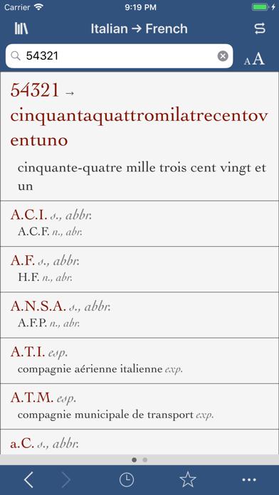 Ultralingua French-Italianのおすすめ画像3