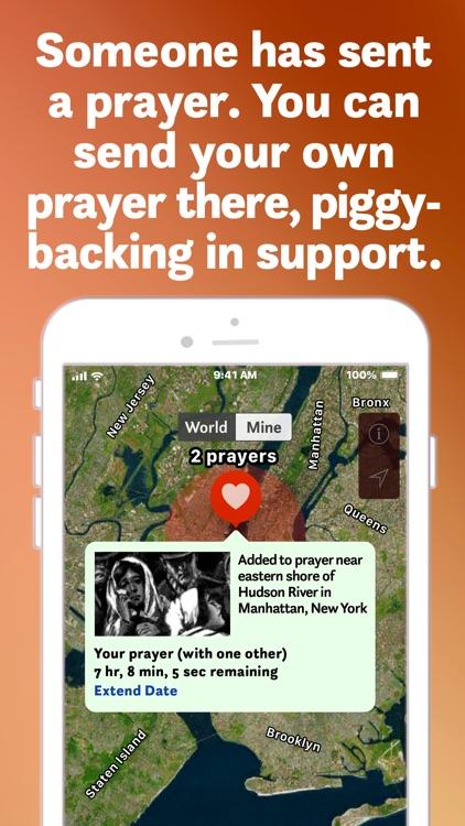 WherePrayer - Pray for There screenshot-5