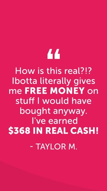 Ibotta: Save & Earn Cash Back screenshot-6