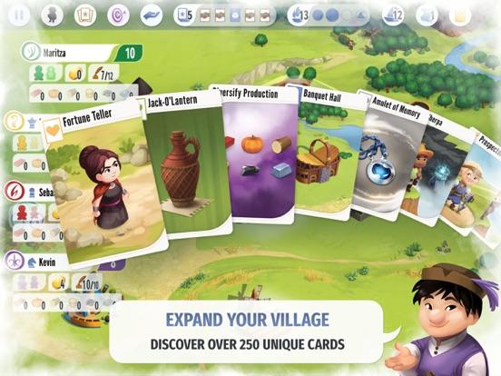Charterstone: Digital Edition screenshot 12