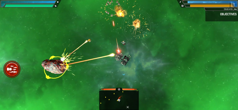 Starlost - Space Shooter hack tool