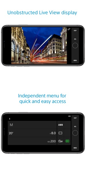 ‎Imaging Edge Mobile Screenshot