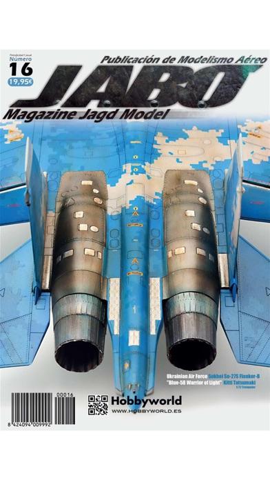 Jabo MagazineScreenshot of 1