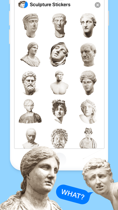 点击获取Sculpture Stickers