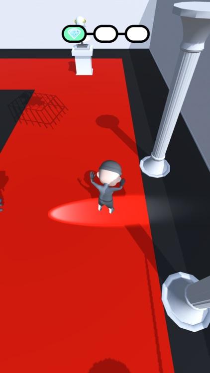 Museum Thief 3D screenshot-4